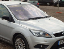 FORD FOCUS  MK 4  FRONT  WING    SILVER   08 09 10  REG   DRIVERS SIDE